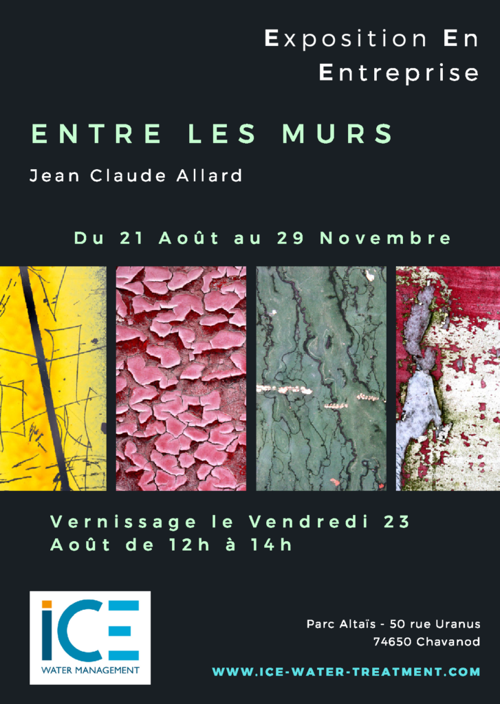 Affiche Expo ICE-IMG